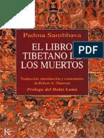 Tapa Libro Tibetano