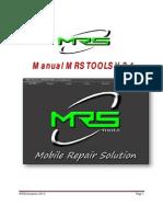Manual MRS TOOLS v 2.1 Bahasa Indonesia