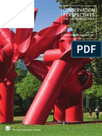'Conservation of Public Art' Issue. Fall 2012 (PDF Edition) - V27n2