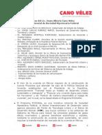 11-09-13 PALABRAS DE CANO VELEZ DURANTE EL LANZAMIENTO DE ECOCASA DE SHF