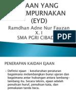 Tugas Bahasa Indonesia Ramdhan Adne Nur Fauzan X. I