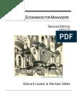 Personnel Economics Lazer