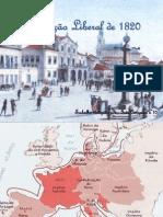 Revolução Liberal de 1820 Relacionada com O livro Felizmente há Luar do programa de português do 12 ano