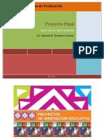 Rubrica de Proyecto Educativo