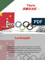 Tibete 12 ano Sociologia Parte da Multiculturalidade