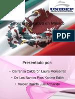 Sistema Educativo en México