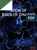 Call of Cthulhu - D20 - Book of Broken Dreams (Insanities)