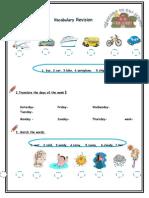 4th Grade 5th Grade Full Revision