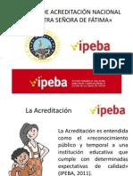 ACREDITACION IPEBA