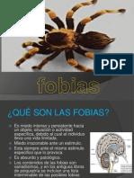 PSICOLOGÍA - FOBIA