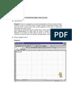 Cuestionario de Excel
