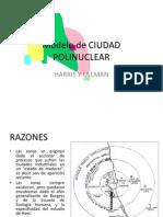 Modelo de Ciudad Polinuclear