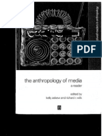 """Askew, Kelly. 2002. """"Introduction"""" to The Anthropology of Media."""