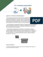 Los PLC ó autómatas programables