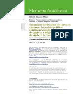 2011. Schlez. Anuario UNLP