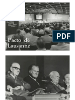 Missiologia - Lausanne