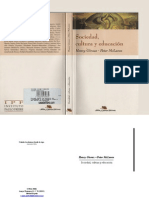 Giroux Henry Et Peter Mc Laren - Sociedad Cultura y Educacion
