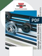 Catalogo Optibeltfajas Industriales