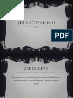 El Naturalismo - Ricardokosonoy