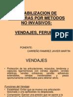Estabilizacion de Fracturas Por Metodos No Invasivos