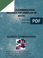QUIMICA COMBITATORIA