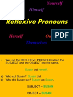 9 Reflexive Pronuns 13