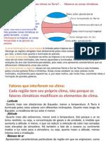 ZONAS DE ALTA NAIXA PRESSÃO