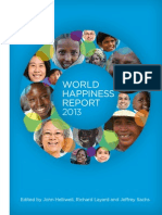 World Happiness Report 2013
