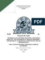 Nuevo Perfil Mejorado- Leonel Carlos Rivero Mamani 2013 Requisitos 1(1)