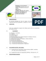 11.-PT Desatado de Rocas en Tajeos