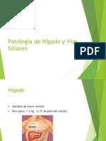 Patologia de Higado y Vias Biliares