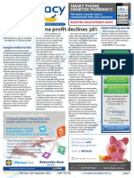 """Pharmacy Daily for Thu 12 Sep 2013 - Sigma profit slide, Paracetamol \""""dump bins\"""", new recalls system, UK inspections and much more"""
