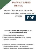 1- Epidemiología en psiquiatría y salud mental