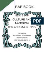 Scrap Book edu