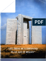 The Georgia Guidestones Guidebook