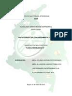 Mapas Conceptuales y Diagramas de Flujo