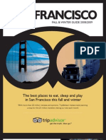 Trip Advisor San Francisco Guide 2009