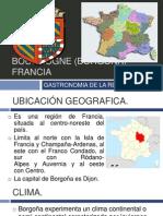 Bourgogne Características del trabajo profesional