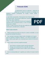 Protocolo ICDAS