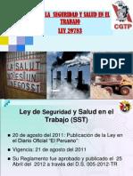 Normativa Nacional SST FNTMMSP Peru