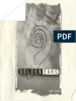 Golden Ears Audio Eartraining (Manual)