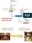 Value Added Services in Railways  Passenger Business