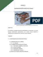 representacion arquitectonica