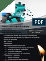 programación de sistemas I