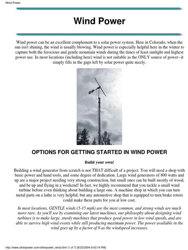 Wind Power Turbine Basic Electric Guitar Circuits Part 2 Workbenchfuncom