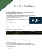Configurar La Red Wifi en Debian Squeeze 64 Bits