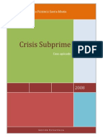 Caso Crisis Subprime
