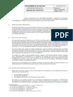 GYM.SGP.PG.09 - Ánalisis del Proyecto