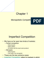 Monopolistic Competition Final