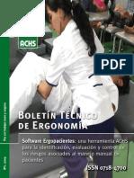 Eronomia Boletin_2009